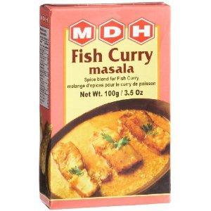 mdh mieszanka przypraw curry do ryby 100 g