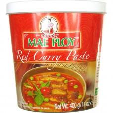 Czerwona tajska pasta curry