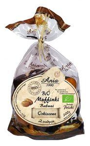 Muffinki babuni orkiszowe bio 200g-bio ania