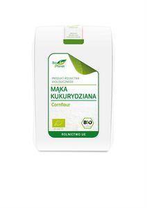 Mąka kukurydziana bio 400 g - bio planet