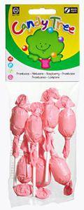 Lizaki okrągłe malinowe bio (7x10g)-candy tree
