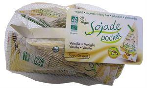 Deser sojowy waniliowy bio (pocket 5x65ml)- sojade