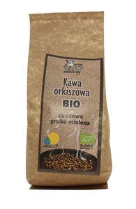 Kawa zbożowa orkiszowa bio 300g-babalscy