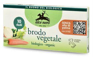 Kostki warzywne bio 100 g - alce nero