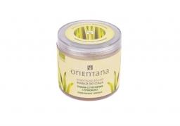 Orientalne bogate masło do ciała trawa cytrynowa i żywokost