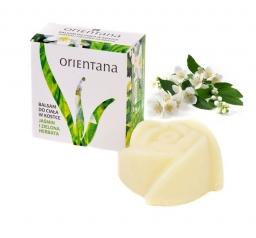 Balsam w kostce jaśmin i zielona herbata