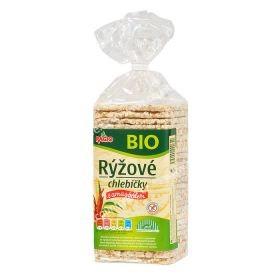 Chlebek ryżowy z amarantusem bio