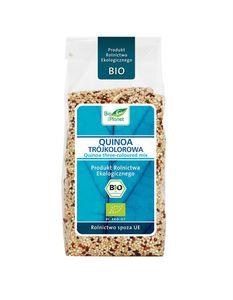 Quinoa trójkolorowa bio 250 g - bio planet
