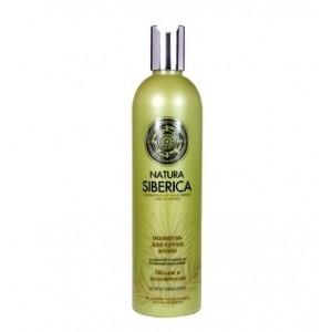 Szampon dla włosów suchych, objętość i nawilżenie, bez sls, 400ml