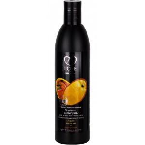 Szampon na porost włosów, organiczna pomarańcza i papryczka chili, 360ml