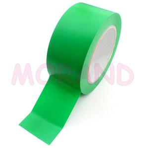 Taśma oznaczeniowa PVC zielona 50/33/017