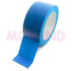 Taśma oznaczeniowa PVC niebieska 50/33/017