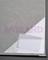 Kieszeń samoprzylepna narożna 150x150 z miejscem na kartę