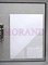 Kieszeń samoprzylepna narożna 170x170 z miejscem na kartę