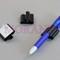 Uchwyt samoprzylepny na długopis 25x25 czarny