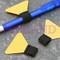 Uchwyt  samoprzylepny z taśmą na długopis 45x30