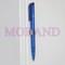 Uchwyt samoprzylepny niklowany na długopis 12x15