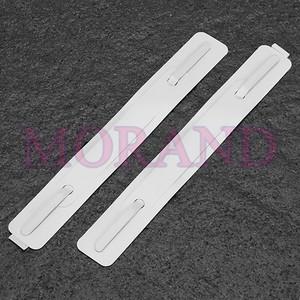 Wąs skoroszytowy samoprzylepny 150x20 biały