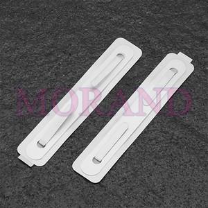 Wąs skoroszytowy samoprzylepny 105x20 biały