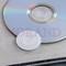 Uchwyt samoprzylepny na CD DVD 35 przezroczysty