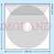 Kieszeń na CD 129x130 z klapką