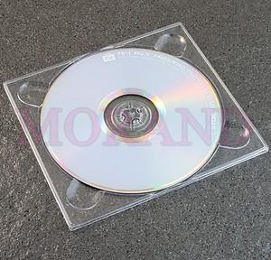 Pudełko na CD 137x124 przezroczyste