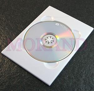 Pudełko na DVD 135x186 biały połysk