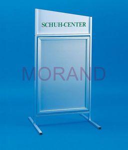 Aluminiowy stojak na plakaty A1