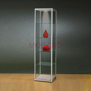 Witryna szklana 500x2000