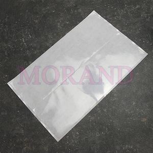 Kieszeń samoprzylepna foliowa obniżona 307x100 mm poziom