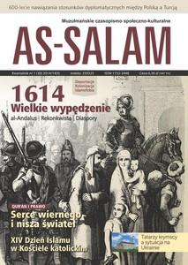 """Muzułmańskie czasopismo społeczno-kulturalne """"As-Salam"""" nr 1(30)/2014"""