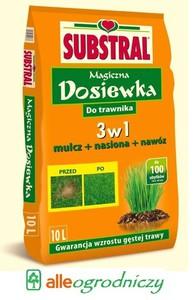 SUBSTRAL MAGICZNA DOSIEWKA 10L nawóz+podłoże+nasiona