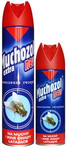 MUCHOZOL EXTRA NEW 400ml muchospray środek na muchy