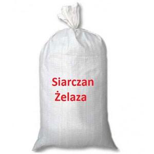 SIARCZAN ŻELAZA NAWÓZ ANTYMECH 25kg DO TRAWY MECH TRAWIE