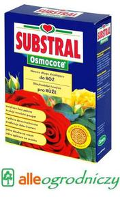 SUBSTRAL OSMOCOTE DO RÓŻ 300g nawóz