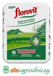 Florovit nawóz do Trawnika 25kg z mchem trawy