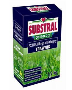 SUBSTRAL OSMOCOTE DO TRAWNIKA 1,5kg nawóz do trawy
