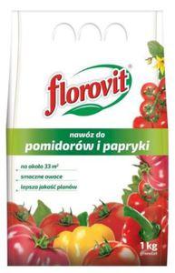 FLOROVIT NAWÓZ DO POMIDORÓW I PAPRYKI 1kg