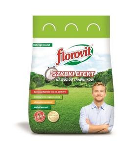 FLOROVIT NAWÓZ SZYBKI EFEKT DO TRAWNIKA 5kg trawy