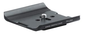 Sirui TY D3 płytka szybkiego montażu do głowic serii KX i G