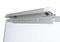 Tablica suchościeralna magnetyczna na stojaku 100x70cm, model V86