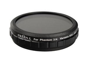 Filtr FADER NDx2 - NDx400 do Phantom 3/4 (PH13)