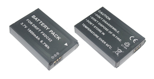2 x AKUMULATOR BATERIA FXDC02 do DRIFT HD720 / HD GHOST / HD GHOST-S