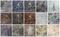 Tło bawełniane gnieciuch 3x6m kolor nr 558