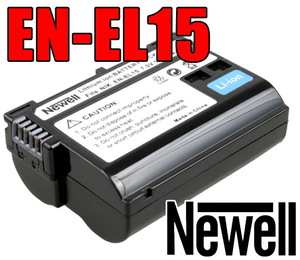 Newell EN-EL15 akumulator do Nikon