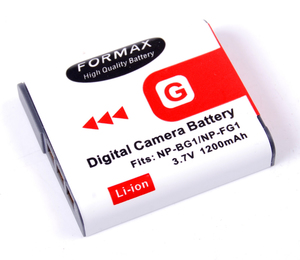 Formax Sony NP-BG1