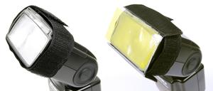 Zestaw filtrów żelowych do lamp błyskowych