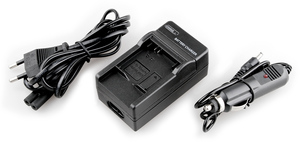 Ładowarka Newell do akumulatorów Gopro AHDBT-301 do kamer Gopro Hero3