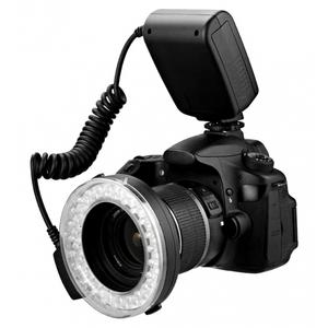 Newell RF-550E lampa pierścieniowa LED do Sony