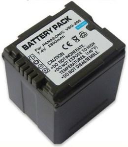 Akumulator Panasonic VW-VBG260
